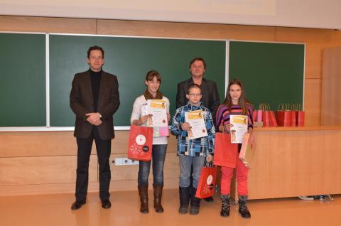 Prejemniki glavnih nagrad v kategoriji Bobrček