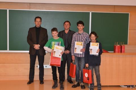 Prejemniki glavnih nagrad v kategoriji Mladi bober