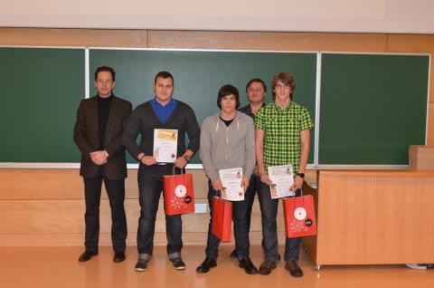 Prejemniki glavnih nagrad v kategoriji Stari bober