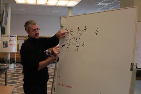 Razlaga naloge iz verjetnosti - doc. dr. Janez Demšar