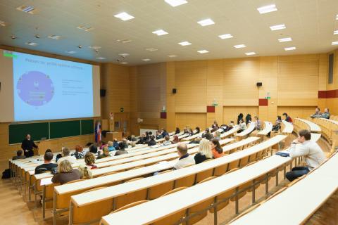 Predavanje za mentorje - prof. dr. Saša Divjak (E-izobraževanje)