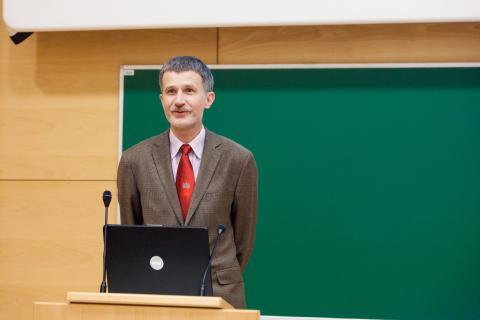 Predstavitev organizatorjev - dekan prof. dr. Nikolaj Zimic