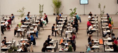 Tekmovanje IOI 2012