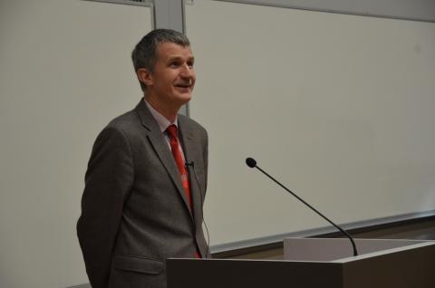 Otvoritev - prof. dr. Nikolaj Zimic.