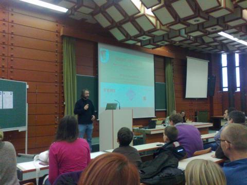 Predsednik Programskega sveta Bober - dr. Matej Črepinšek